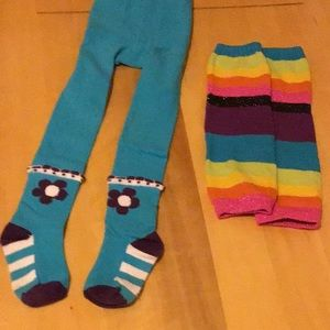 Other - ☃️Tights and legwarmers